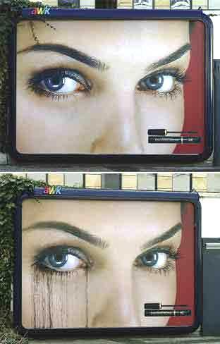 Креатив в рекламе реклама интересные