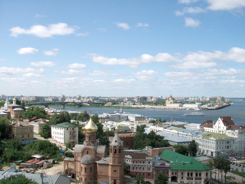 Нижний новгород кремль в фотографиях
