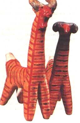 Филимоновская игрушка Народные промыслы Филимоновская игрушка