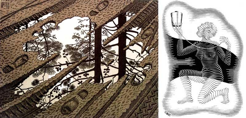 Мауриц Корнелис Эшер, Maurits Cornelis Escher