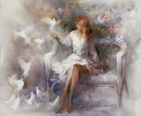 портрет в живописи реферат