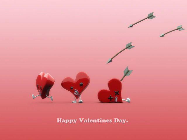 День Святого Валентина, Валентинка