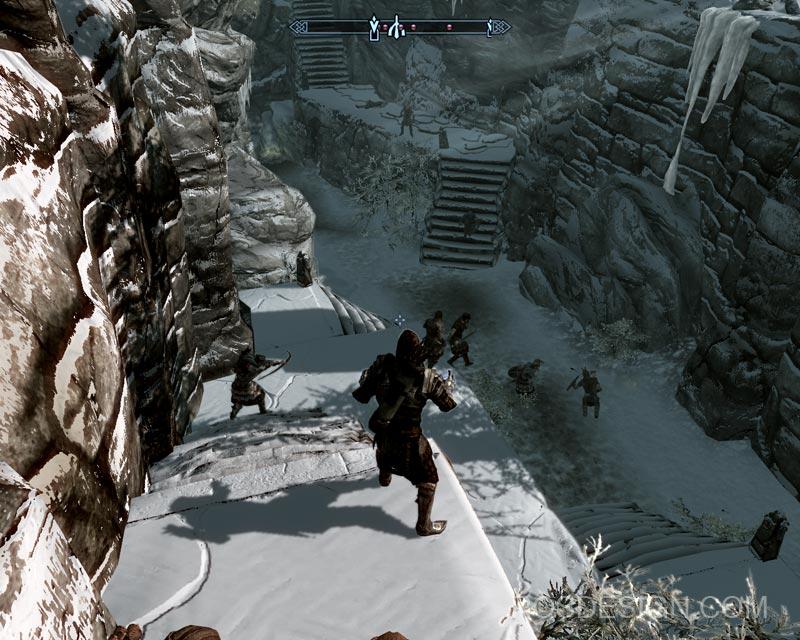 Skyrim Квест Объединение Скайрима